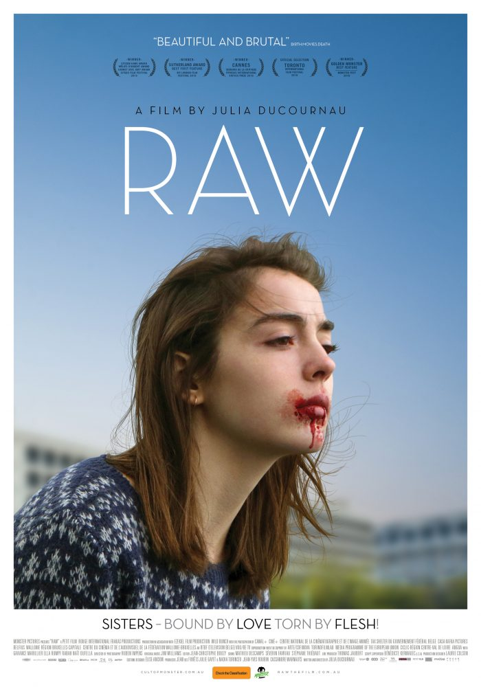 raw poster final au