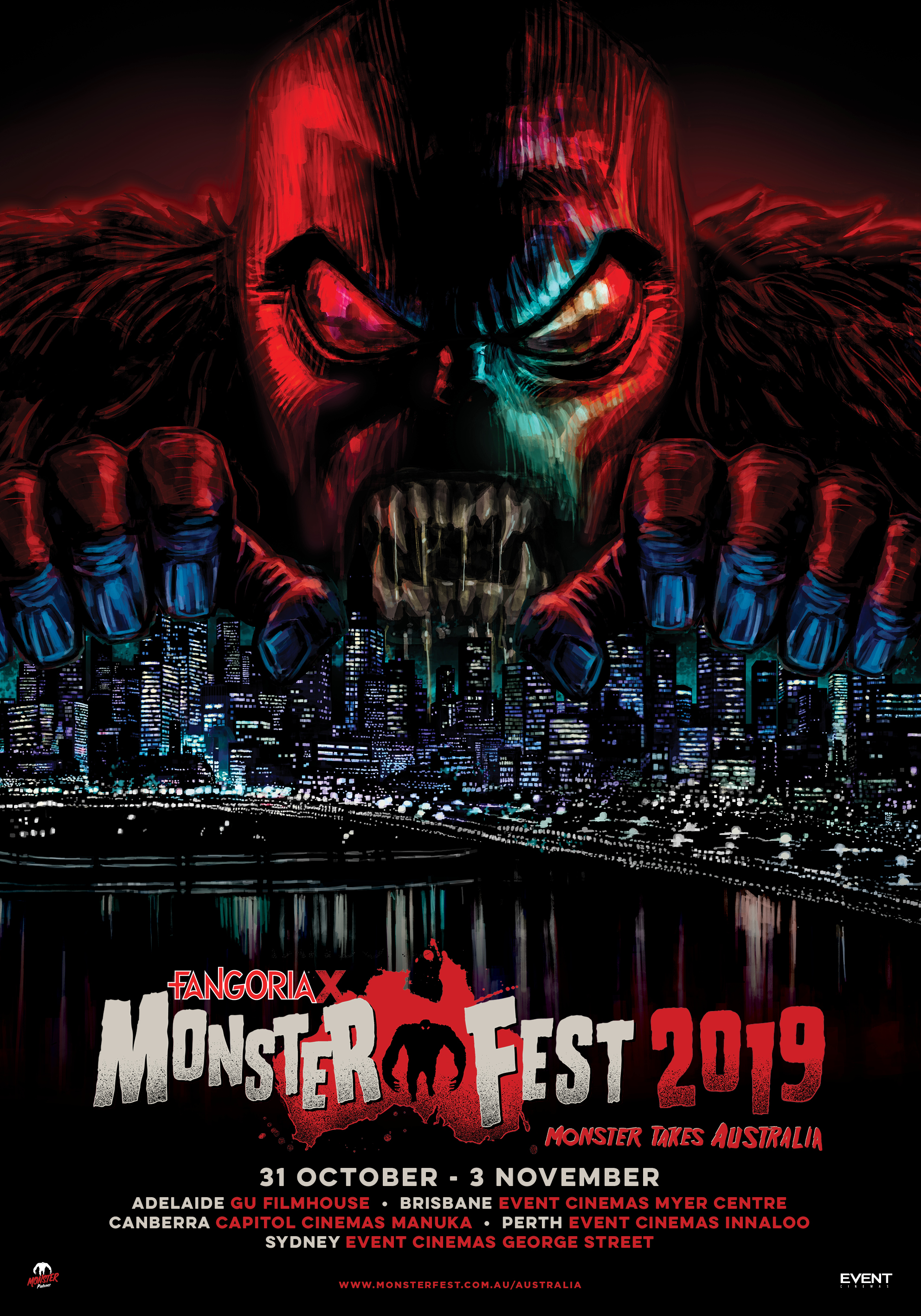 FangoxMonsterFest2019 Cinema FA