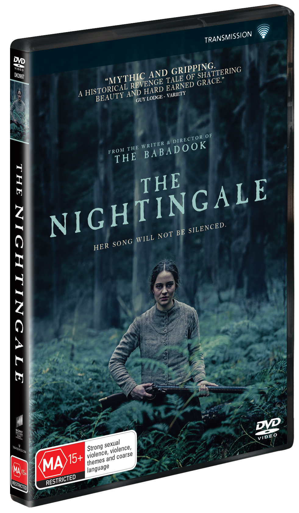 DK3997 THE NIGHTINGALE DVD-3D