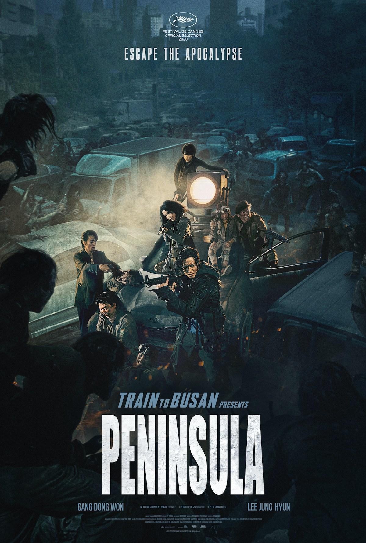 Peninsula-Poster