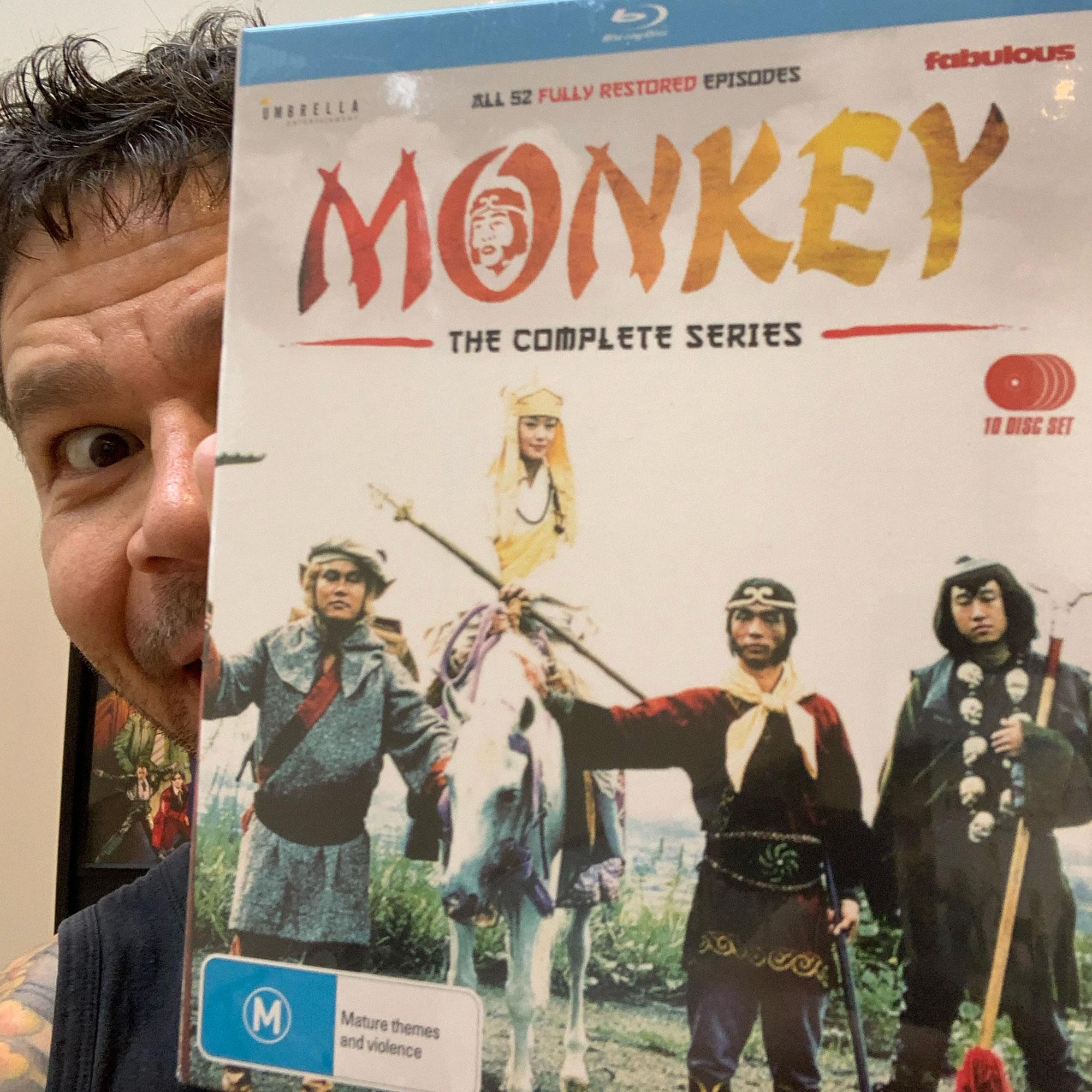 Dylan&Monkey