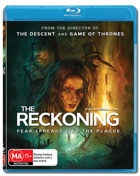 THE RECKONING - PS.fw