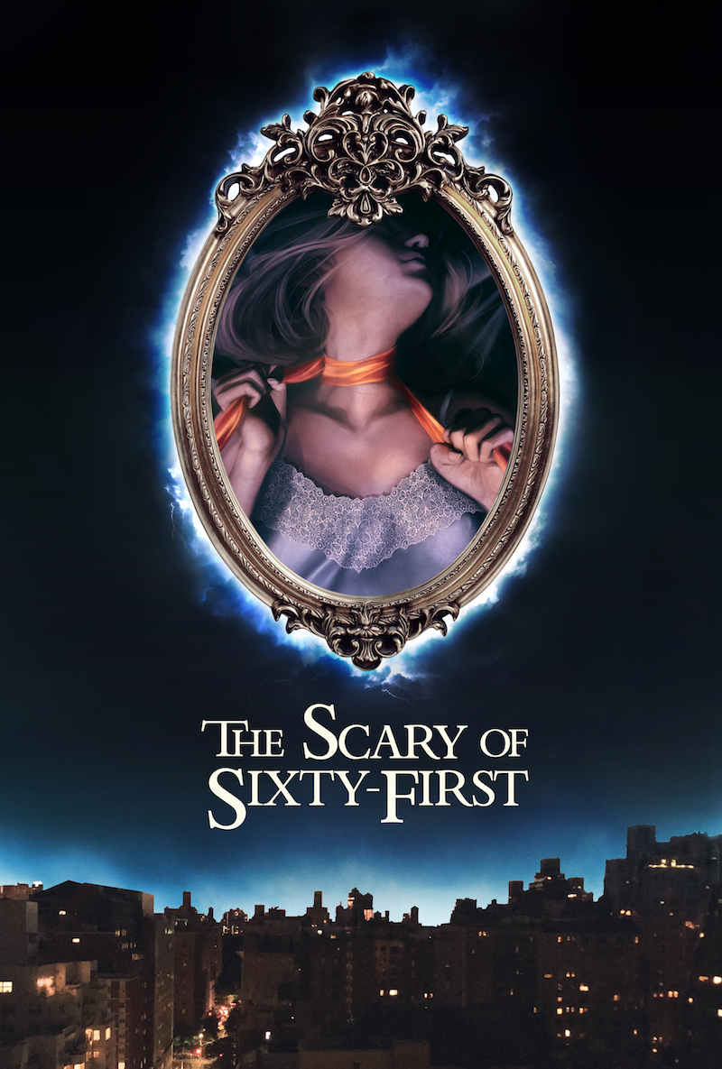 The Scary of Sixty-First Web Poster - Small